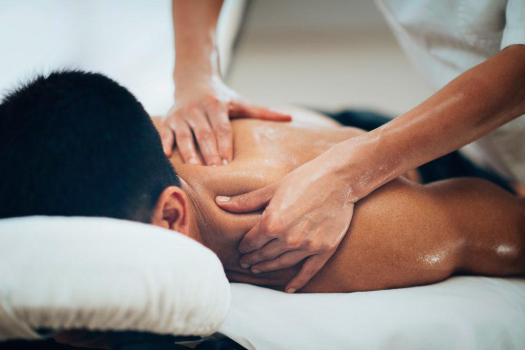 Deep Tissue Massage - Massage for Sciatica Pain