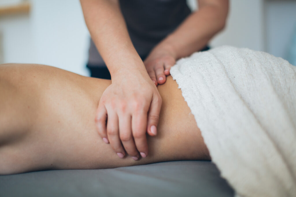Massage for back pain | The Wellness Sanctuary, Suffolk